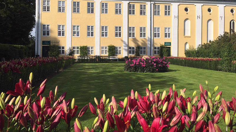 Liljefestival Gavnø Slot 2021