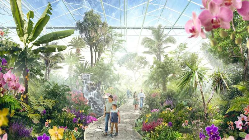 Holland - Floriade, kunst og kultur