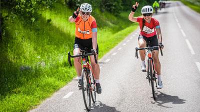 Cykelrejser til grupper