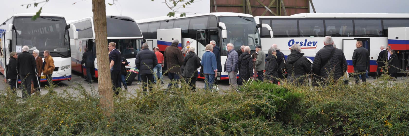 Opsamlingruter til busrejser