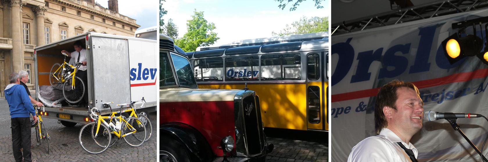 Over 50 års erfaring i rejsebranchen